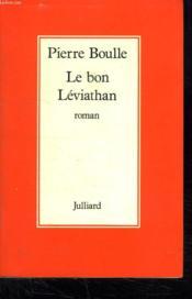 Le Bon Leviathan. - Couverture - Format classique