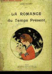 La Romance Du Temps Present. Collection Modern Bibliotheque. - Couverture - Format classique