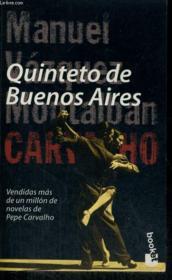 Quinteto De Buenos Aires - Couverture - Format classique