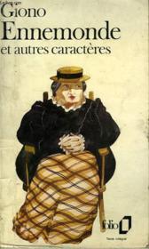 Ennemonde Et Autres Caracteres - Couverture - Format classique