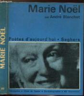 Marie Noel - Collection Poetes D'Aujourd'Hui N°89 - Couverture - Format classique