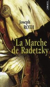 La marche de Radetzky - Couverture - Format classique
