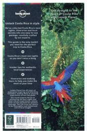 Best of ; Costa Rica (2e édition) - 4ème de couverture - Format classique