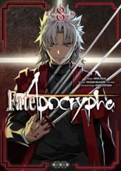 Fate/Apocrypha T.8 - Couverture - Format classique