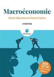 Macroéconomie (8e édition) - Couverture - Format classique