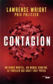 Contagion - Couverture - Format classique