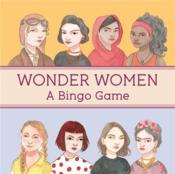 Wonder women bingo - Couverture - Format classique