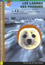Les larmes des phoques - Intérieur - Format classique