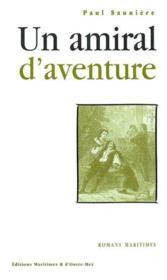 Un amiral d'aventure - Couverture - Format classique