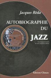Autobiographie Du Jazz - Intérieur - Format classique