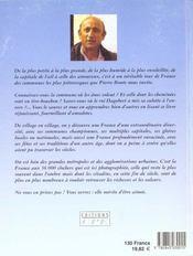 Bonjour La France - 4ème de couverture - Format classique