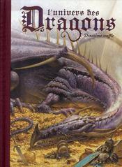 L'univers des dragons t.2 ; deuxième souffle - Couverture - Format classique