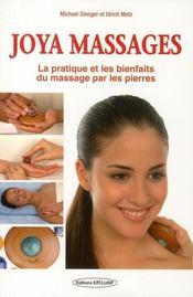Joya Massages - Intérieur - Format classique