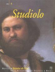 Studiolo 4 le portrait entre l'italie et l'europe - Intérieur - Format classique