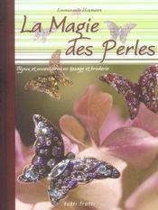 Magie des perles. bijoux et accessoires en tissage - Intérieur - Format classique