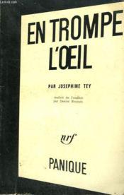 En Trompe L'Oeil. ( Brat Farrar ) . Collection Panique N° 6 - Couverture - Format classique