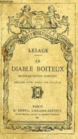 Le Diable Boiteux - Couverture - Format classique