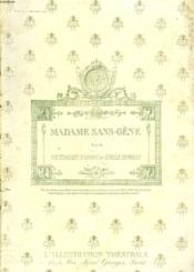 Madame Sans-Gene. Comedie En 3 Actes Precedee D'Un Prologue. - Couverture - Format classique
