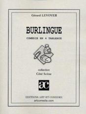Burlingue - Couverture - Format classique