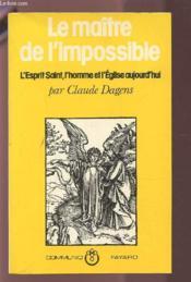 Le maitre de l'impossible - Couverture - Format classique