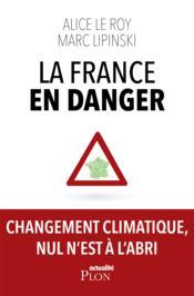 La France en danger - Couverture - Format classique