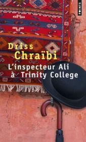 L'inspecteur Ali à Trinity College - Couverture - Format classique