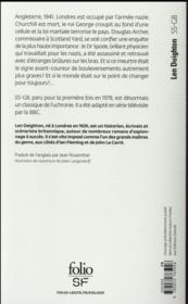 Ss-Gb - 4ème de couverture - Format classique