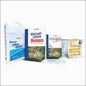 Mallette du manuel du pilote d'avion (18e édition) - Couverture - Format classique