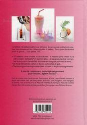 Tout siphon ; 30 recettes d'espumas salés et sucrés - 4ème de couverture - Format classique