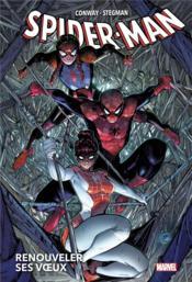 Spider-Man ; renouveler ses voeux t.1 - Couverture - Format classique