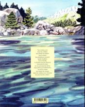 Penss et les plis du monde - 4ème de couverture - Format classique