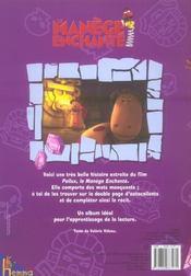 Je Lis Je Complete ; Le Manege Enchante - 4ème de couverture - Format classique