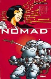 Nomad - tome 02 - Couverture - Format classique