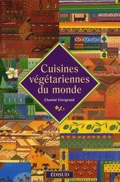 Cuisines végétariennes du monde - Intérieur - Format classique