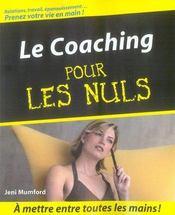 Le coaching pour les nuls - Intérieur - Format classique