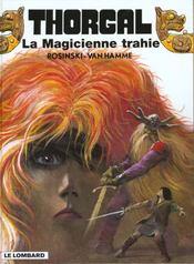 Thorgal T.1 ; la magicienne trahie - Intérieur - Format classique