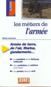 Les metiers t.297 ; armee - Couverture - Format classique