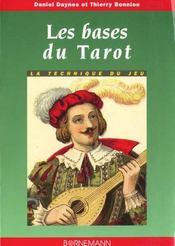 Bases Du Tarot - Intérieur - Format classique