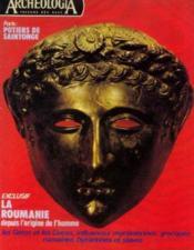 La Roumanies depuis l'origine de l'homme (Archeologia trésors des ages n°91, février 1976) - Couverture - Format classique