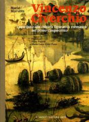 Vincenzo Civerchio: contributo alla cultura figurativa cremasca nel primo Cinquecento. - Couverture - Format classique