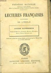 Lectures Francaises Illustrees De L'Ecole. Cours Superieur - Couverture - Format classique