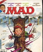 Mad N°4 - Joyeuses Fetes - Couverture - Format classique