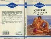 Cote Est, Cote Ouest - Cliffhanger - Couverture - Format classique