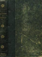 Pastels (Dix Portraits De Femmes) - Couverture - Format classique