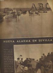 Abc, Diario Ilustrado De Informacion General, Martes 2 De Enero De 1962. Nueva Alarma En Sevilla. - Couverture - Format classique