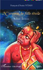N'zrama, la fille étoile - Couverture - Format classique