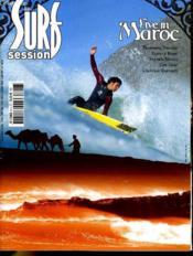 Surf Session - Live In Maroc - Couverture - Format classique