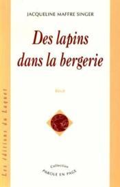 Des Lapins Dans La Bergerie - Couverture - Format classique