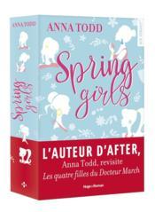 Spring girls - Couverture - Format classique