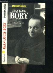 Jean-Louis Bory ; 1919-1979 - Couverture - Format classique